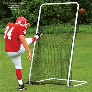 Fisher PUNT2 Portable Football Kicking Cages