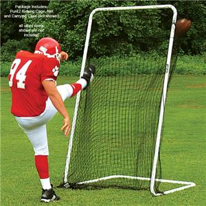Fisher PUNT2 Football Kicking Cage Packages
