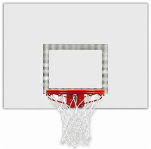 Bison Perpetual Steel Backboard