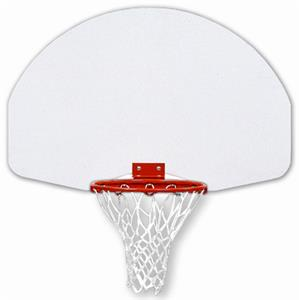 Bison Ruff Play Rear Mount Steel Backboard