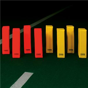 Fisher Deluxe Football Field Stand-Up Pylons