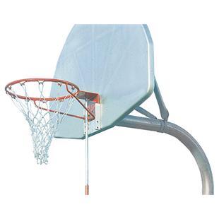 Bison Removable Basketball Goal Bracket Pole Kit