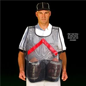 Fisher Football Officials Ball Vests