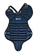 "Adult 16.5"" Baseball Chest Protectors w/ Tail"