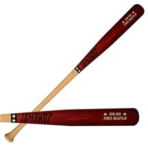 D-Bat Pro Maple-K9 Two-Tone Baseball Bats