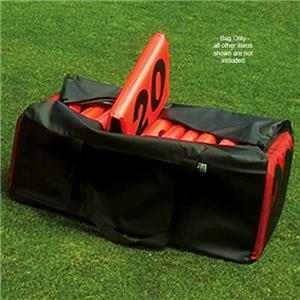 Fisher Foldable Football Side Line Marker Bags