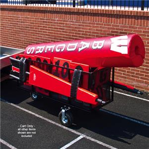 Fisher Football Field Accessory Carts