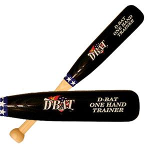 D-Bat Small One Hand Trainer Ash Training Bats