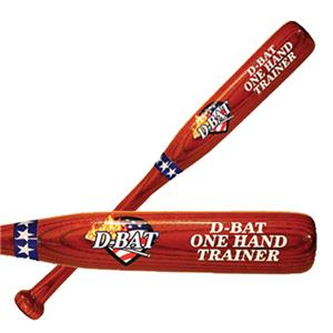 D-Bat Medium One Hand Trainer Ash Training Bats