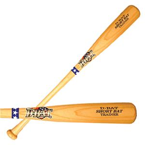 D-Bat Short Bat Ash Training Bats