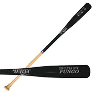 D-Bat Ultra Lite Fungo Half Dip Ash Baseball Bats