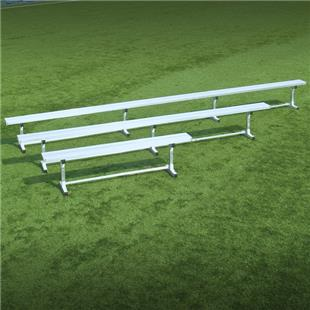 Fisher Aluminum Team Benches