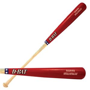 D-Bat Half Dip Ash Slow Pitch Softball Bats