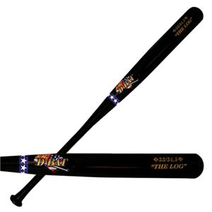D-Bat Softball Log Ash Training Bats