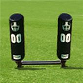 Fisher 2 Man Football Brute 2 Sleds w/ Round Pads