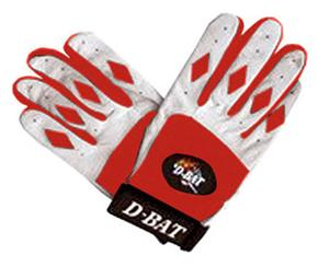 D-Bat Batting Gloves
