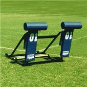 "Fisher 2 Man Football 9800 Sleds w/ ""T"" Pads"