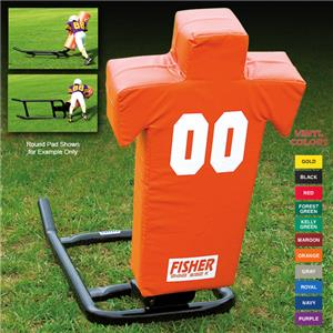 Fisher Youth Football Tackle Sleds w/ Man Pads