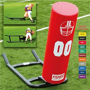 Fisher Youth Football Tackle Sleds w/ Round Pads