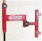 Tandem Wall Mounted Vertical Challenger
