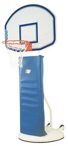 Bison Playtime Elementary Basketball System