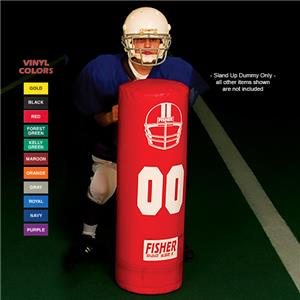 "Fisher JD150 Round 13"" Football Stand-Up Dummies"