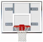 "Bison 42"" Glass Conversion Basketball Backboard"