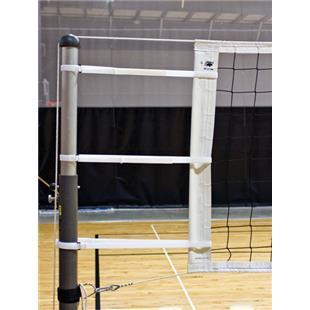 Tandem Sports Velcro Net Tension Straps