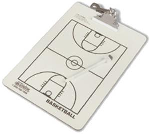 Tandem Sport Coaches' Basketball Clipboard