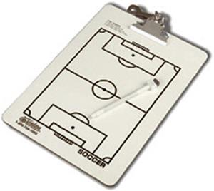 Tandem Sport Coaches&#39; Soccer Clipboard