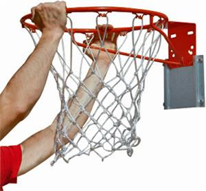 Bison Removable Basketball Goal Package