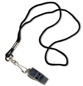 Tandem Sport Pea-less Whistle and Lanyard