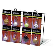 Tandem Sport Catcher's Mitt Keychain - Gifts
