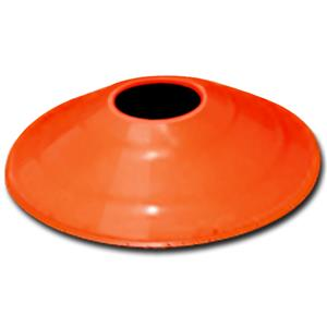 "Fisher 3"" Tall PVC Multi-Sport Cones - Set of 12"