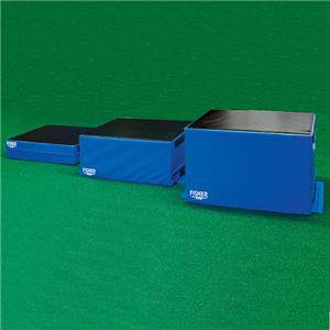 "Fisher 30"" x 24"" Impact Plyo Boxes - Set of 3"