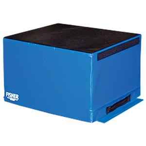 "Fisher 30"" x 24"" x 18"" High Impact Plyo Boxes"