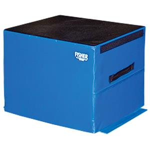 "Fisher 30"" x 24"" x 24"" High Impact Plyo Boxes"