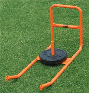 "Fisher 36"" Football Push/Pull Sled and Harness Set"