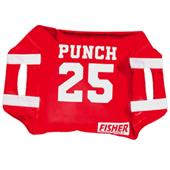 Fisher 25 lb. Football Training Power Punch Bags