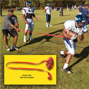 Fisher Tug-A-Ball Football Training Straps