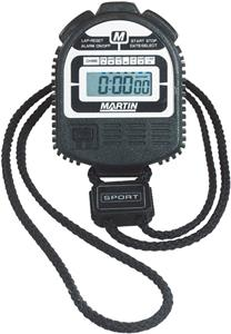 Martin Sports 6 Function Digital Stopwatch