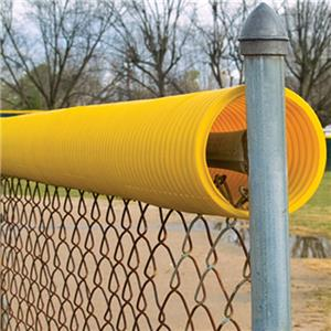 Fisher Baseball 100' Fence Top Protection