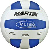Martin Sports NFHS Composite Leather Volleyball