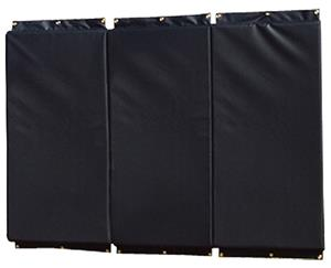 "Fisher Baseball 4'H x 6'W x 2"" Backstop Padding"