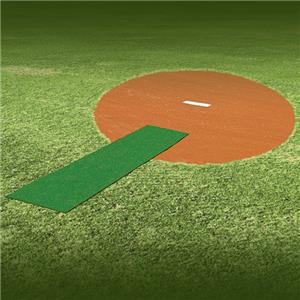 Fisher Baseball 4' x 12' Pitcher's Mats