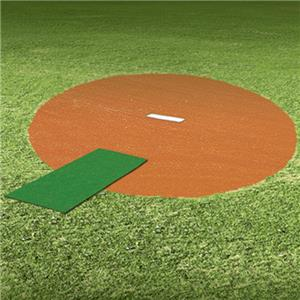 Fisher Baseball 3&#39; x 6&#39; Pitcher&#39;s Mats