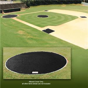 Fisher Baseball 10&#39; Diameter Poly Mound Covers
