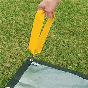 Fisher Baseball Field Protector Stakes & Handles