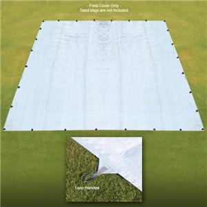 Fisher 170&#39; x 170&#39; Baseball Field Covers