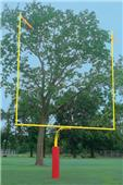 "Bison Collegiate Gooseneck 72"" Football Goalpost"